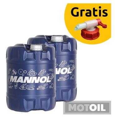 MANNOL ATF-A Automatic Fluid Getriebeöl – Bild 23