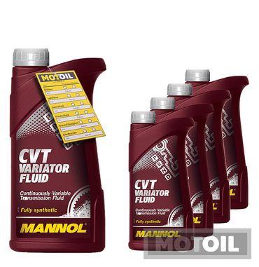 MANNOL CVT Variator Fluid Getriebeöl – Bild 5