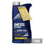 MANNOL Diesel Extra 10W-40  001