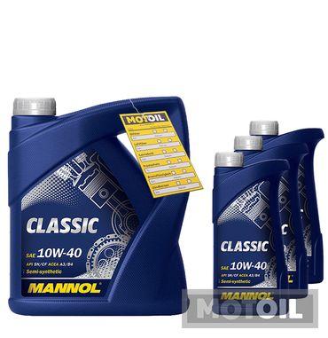 MANNOL Classic 10W-40 – Bild 14