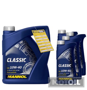 MANNOL Classic 10W-40 – Bild 15