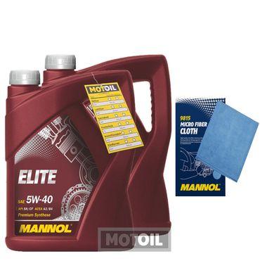MANNOL Elite 5W-40 – Bild 19