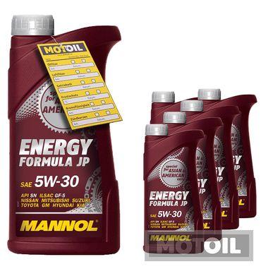 MANNOL Energy Formula JP 5W-30 – Bild 4