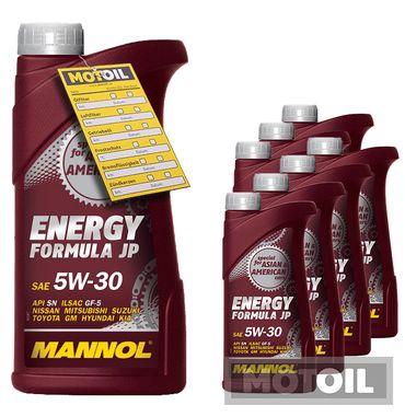 MANNOL Energy Formula JP 5W-30 – Bild 6