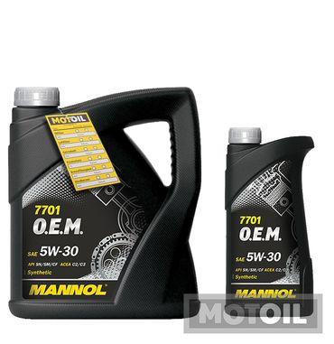 MANNOL 7701 O.E.M. Chevrolet Opel 5W-30 – Bild 15