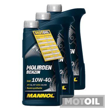 MANNOL Molibden Benzin 10W-40 – Bild 3