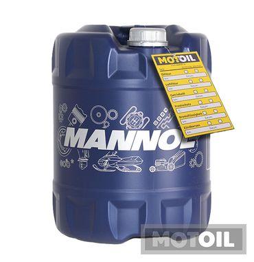 MANNOL Molibden Benzin 10W-40 – Bild 12