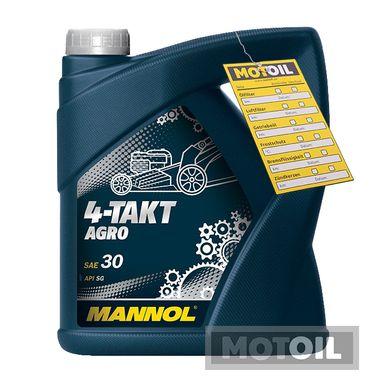 MANNOL 4-Takt Agro SAE 30  – Bild 2