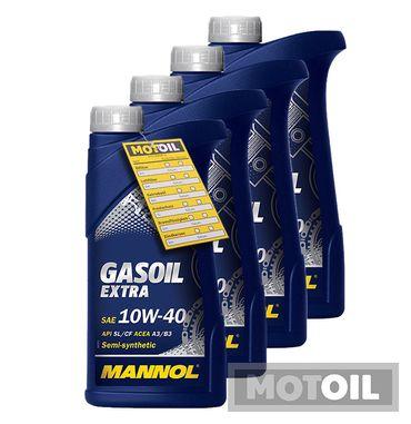 MANNOL Gasoil Extra 10W-40 – Bild 4