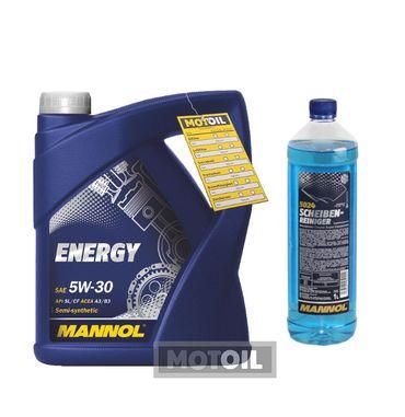 MANNOL Energy 5W-30 – Bild 22