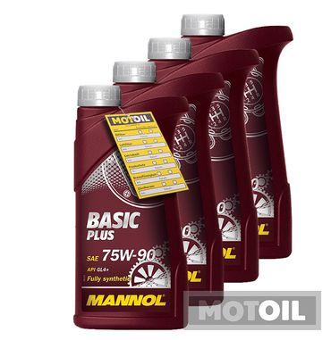 MANNOL Basic Plus 75W-90 Getriebeöl – Bild 4