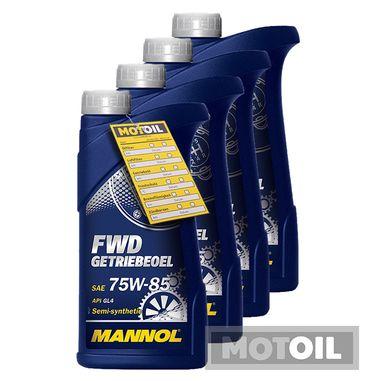 MANNOL FWD Getriebeöl 75W-85 – Bild 4