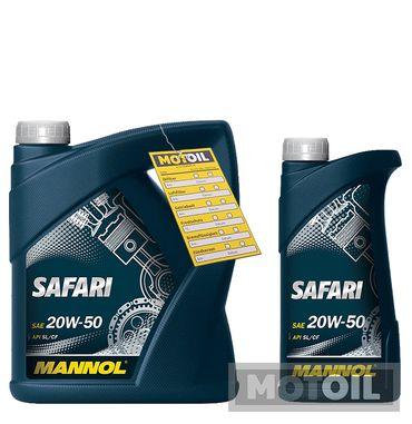 MANNOL Safari 20W-50 – Bild 14