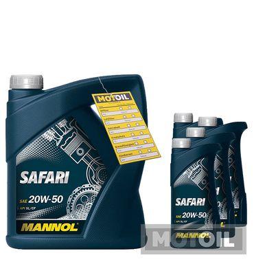 MANNOL Safari 20W-50 – Bild 17