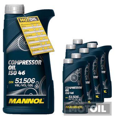MANNOL Compressor Oil ISO 46 Kompressoröl – Bild 5