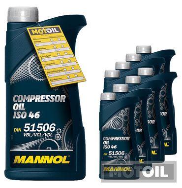 MANNOL Compressor Oil ISO 46 Kompressoröl – Bild 7