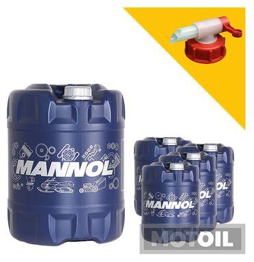 MANNOL TS-9 UHPD Nano Motoröl LKW – Bild 6