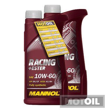 MANNOL Racing+Ester 10W-60 – Bild 2