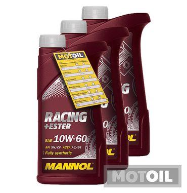 MANNOL Racing+Ester 10W-60 – Bild 3