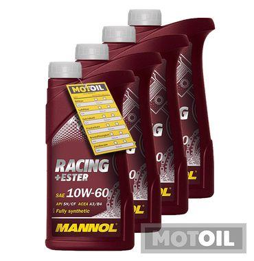 MANNOL Racing+Ester 10W-60 – Bild 4