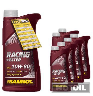 MANNOL Racing+Ester 10W-60 – Bild 7