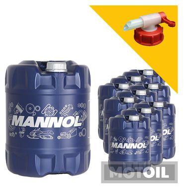 MANNOL TS-1 SHPD 15W-40 Motoröl LKW – Bild 13