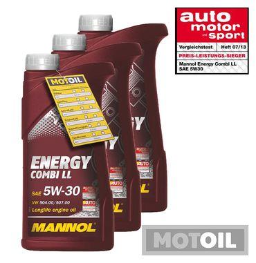 MANNOL Energy Combi LL 5W-30  – Bild 3