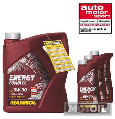 MANNOL Energy Combi LL 5W-30  – Bild 16