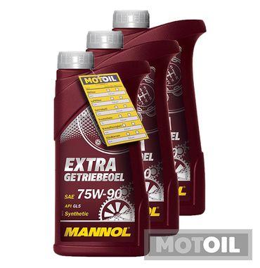 MANNOL Extra Getriebeöl 75W-90 – Bild 3