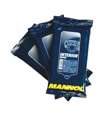 MANNOL Interior Wipes