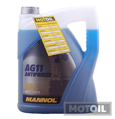 MANNOL Kühlerfrostschutz Longterm Antifreeze AG11 -40°C – Bild 11