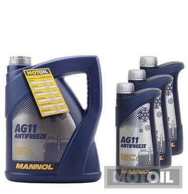 MANNOL Kühlerfrostschutz Longterm Antifreeze AG11 – Bild 21