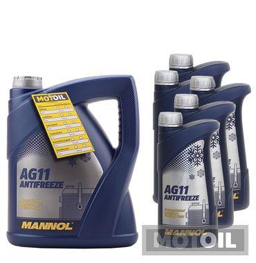 MANNOL Kühlerfrostschutz Longterm Antifreeze AG11 – Bild 23
