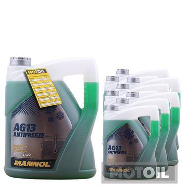 MANNOL Kühlerfrostschutz Hightec Antifreeze AG13 -40°C – Bild 15