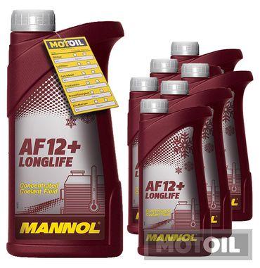 MANNOL Longlife Antifreeze AF12+ Konzentrat – Bild 4