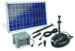 Solar-Pumpen-System Roma LED komplettes Set     001