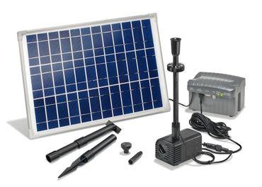 Solar-Pumpen-System Siena LED komplettes Set     – Bild 1
