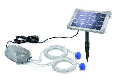 Solar Teichbelüfter Duo Air     – Bild 1