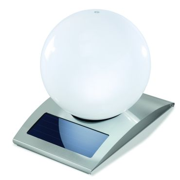 Megastarke Design LED Solarkugel 25 cm 7-fach Lichtwechsel  – Bild 1
