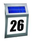 Solar Hausnummernleuchte Style kaltweiss 5500 K      001