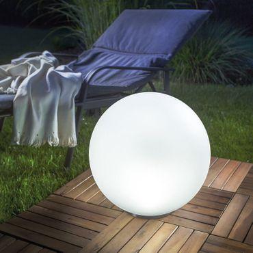BUVTEC Solar Leuchtkugel 40 cm 7 Leuchtfarben – Bild 2