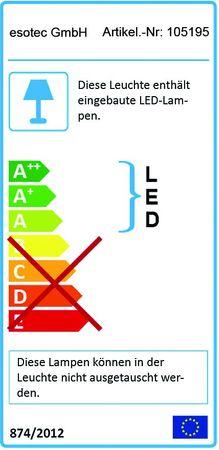 LED Standleuchte HighLine 100 cm neutralweiß 4000 K     – Bild 3