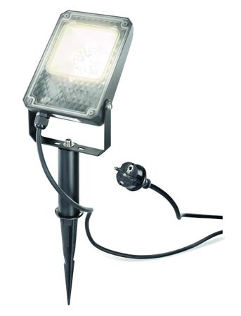 LED-Strahler uni-3000 warmweiß 10 W 700 lm esotec    – Bild 1
