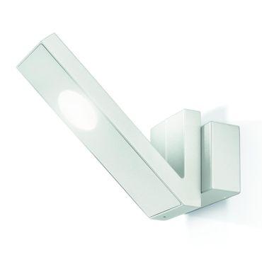 LED Doppel-Wandleuchte V-LINE weißes Gehäuse 6000 K    – Bild 1
