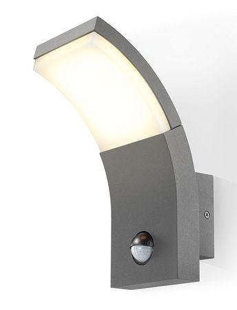 LED Wandleuchte Slim-Line mit PIR-Melder warmweiß 3000 K