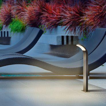 LED Standleuchte Slim Line 100 warmweiß 3000 K      – Bild 2