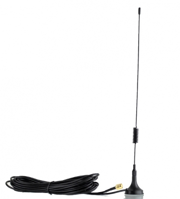 Funk-Antenne HT250A Frequenz 868 MHz 250mm