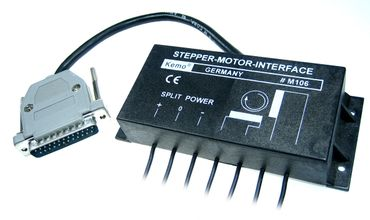 Schrittmotor Interface 4 Pin