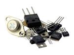 Transistoren TO3/TO92 + Datenblatt ca. 20 Stück 001