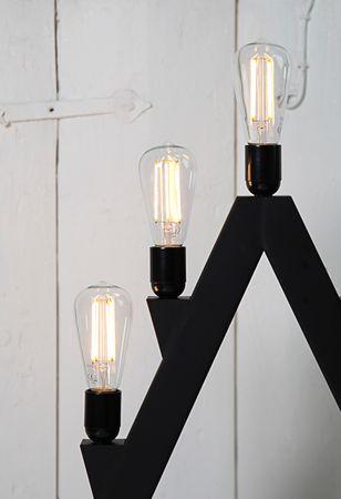 "LED - Fensterleuchter ""Max"", 9flammig – Bild 11"